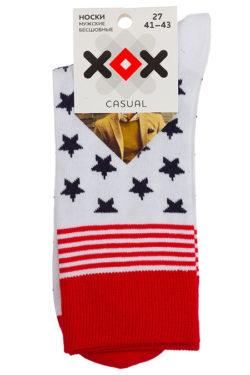 Носки со звездами XF-48